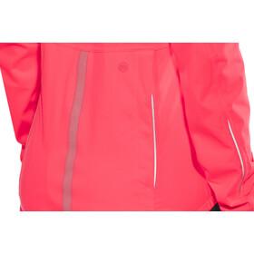 Craft Belle Rain Jacket Women panic/dahlia